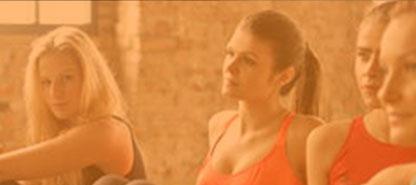 girls in gym